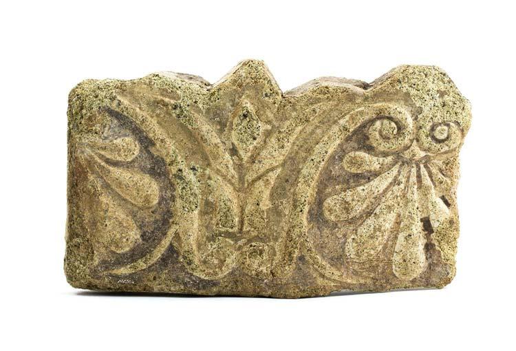 Etruscan architectural plaque 6th ...