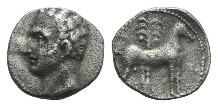 Punic Iberia, Carthago Nova, c. ...
