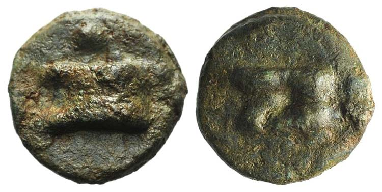Anonymous, Rome, c. 265 BC. Cast ...