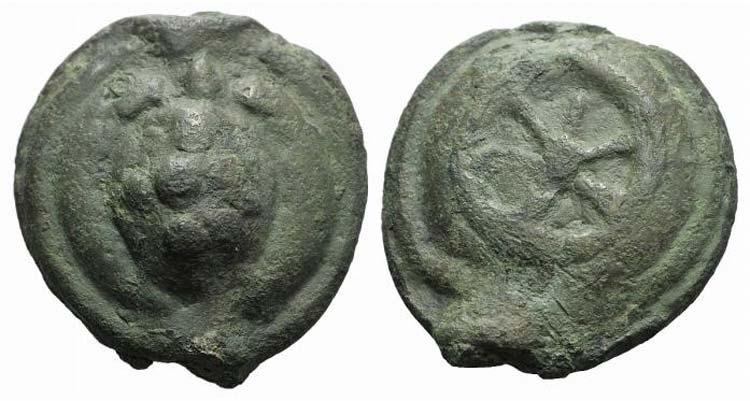 Anonymous, Rome, c. 230 BC. Cast ...