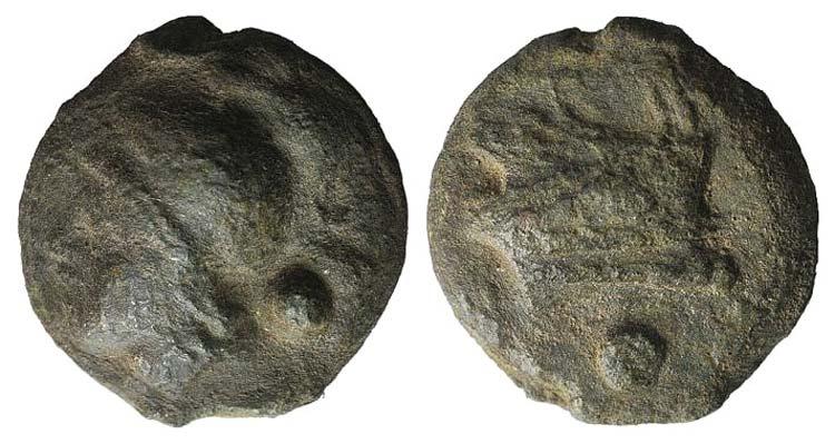 Anonymous, Rome, c. 225-217 BC. ...