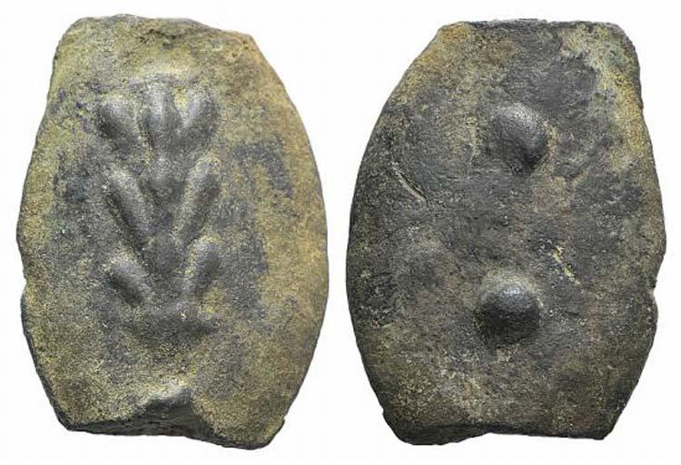Etruria or Umbria, Uncertain, 3rd ...