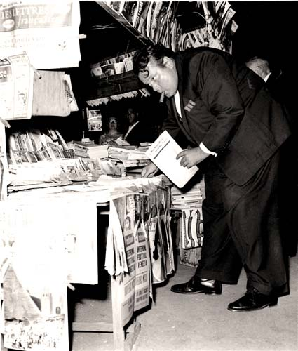 SERGIO SPINELLI  Orson Welles at ...