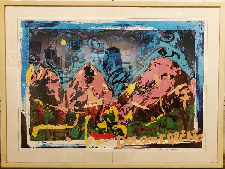 MARIO SCHIFANO Homs, 1934 - Roma, ...