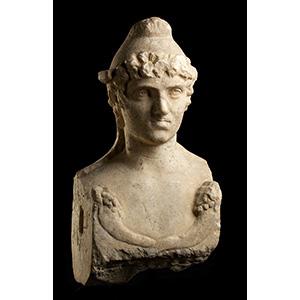 Ritratto di Caracalla come Attis  ...