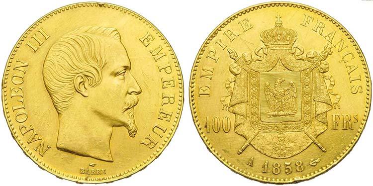 FRANCIA - Napoleone III ...
