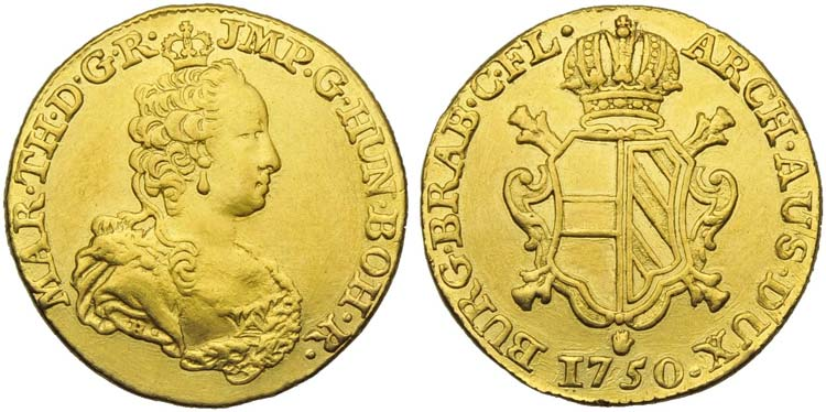AUSTRIA-NEDERLAND - Maria Teresa e ...