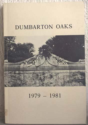 AA. VV. – Dumbarton Oaks ...