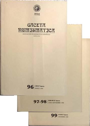 AA. VV. – Gaceta Numismatica. ...