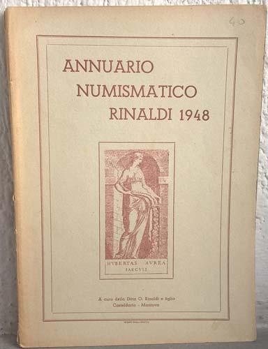 AA. VV. – Annuario numismatico ...