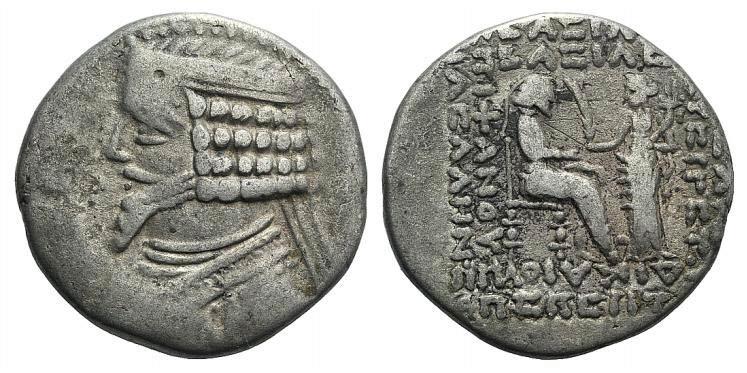 Kings of Parthia, Phraates IV (c. ...