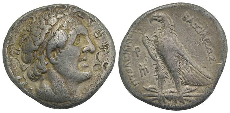 Ptolemaic Kings of Egypt, Ptolemy ...