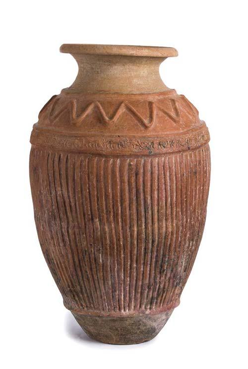 Etruscan Impasto pithos Mid 6th ...