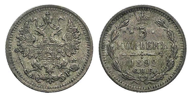 Russia, Alexander III (1881-1894). ...