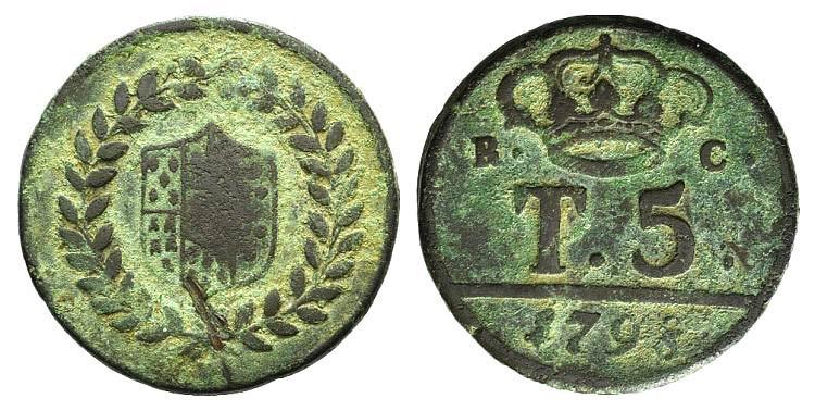 Italy, Napoli. Ferdinando IV di ...