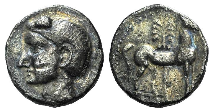 Spain, Punic Iberia, c. 237-209 ...