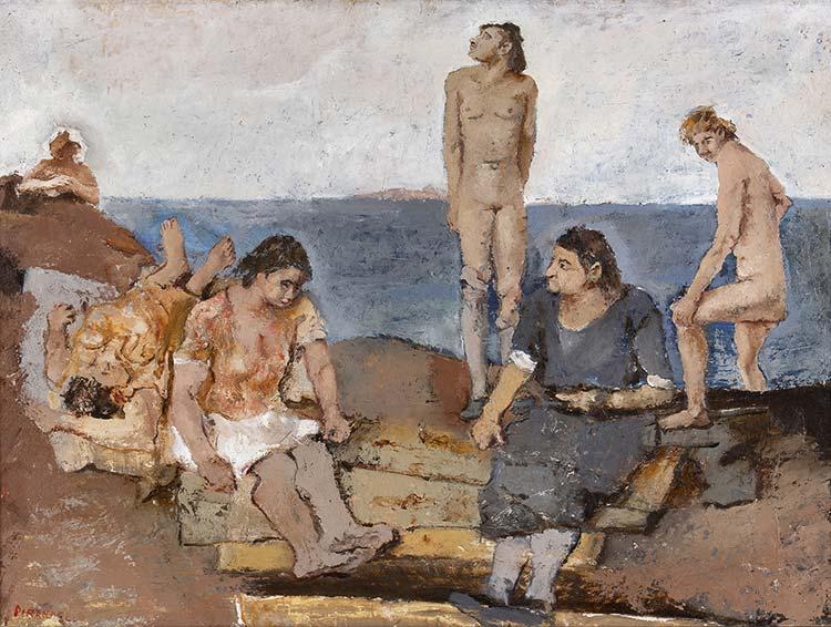 FAUSTO PIRANDELLORoma, 1899 - ...