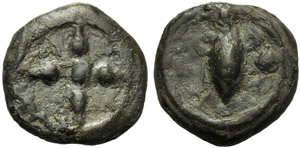 Etruria, Uncertain Mint, Cast ...
