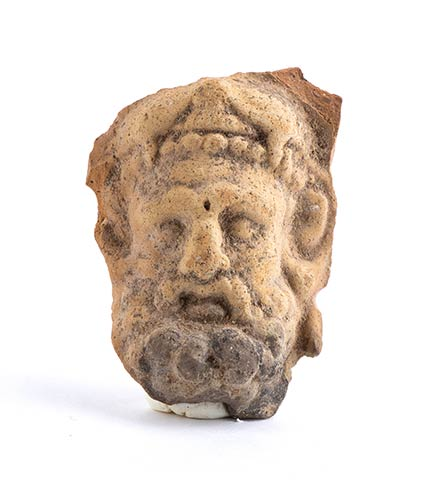 Volto di Eracle III - II secolo ...