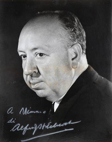 Alfred HitchcockLondra 1899 – ...