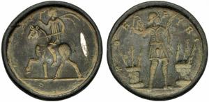 Periodo di Anastasio I (491-518), ...