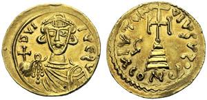 Longobardi, Gisulfo II (742-751), Solido, ...