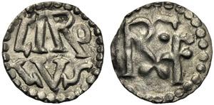 Carolingi, Carlo Magno (768-8149), Denaro, ...