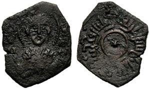 Bari, Ruggero II (1105-1154), Follaro, c. ...