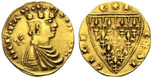 Barletta, Carlo d'Angiò (1266-1278), ...