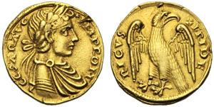 Messina, Federico II (1197-1250), Augustale, ...