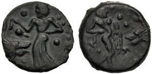 Sicilia, Bronzo, Himera, prima del 409 a.C.; ...