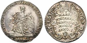 Venezia, doge Marco Foscarini (1762-1763), ...