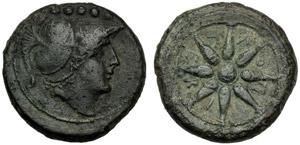 Apulia, Quinconcia, Luceria, c. 211-200 ...