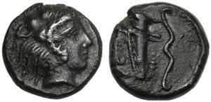 Sicilia, Emilitra, Selinunte, c. 415-409 ...