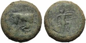 Sicilia, I Sileraioi, Litra, c. 357-339 ...