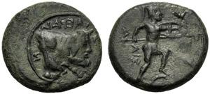 Sicilia, I Sileraioi, Tetras, c. 357-339 ...