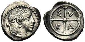 Sicilia, Dinastia dei Deinomenidi (485-425), ...