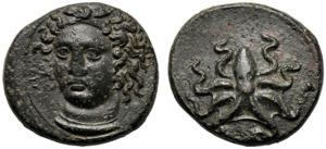 Sicilia, Dionigi I (405-367), Tetras, ...