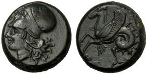Sicilia, Dionigi I (405-367), Emilitra, ...