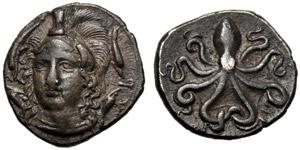 Sicilia, Terza Democrazia (336-317), Litra, ...