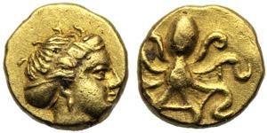 Sicilia, Agatocle (317-289), 5 Litre, ...