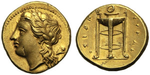 Sicilia, Agatocle (317-289), 25 Litre, ...