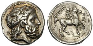 Re di Macedonia, Filippo II, 359-336 ed ...