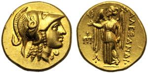 Re di Macedonia, Alessandro III, 336-323 ed ...