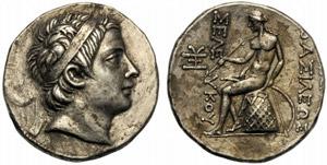 Re Seleucidi della Siria, Seleuco III ...