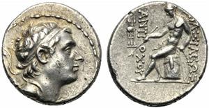 Re Seleucidi della Siria, Antioco III ...