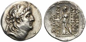 Re Seleucidi della Siria, Antioco VII ...