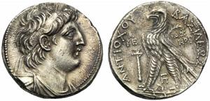 Re Seleucidi di Siria, Antioco VII ...