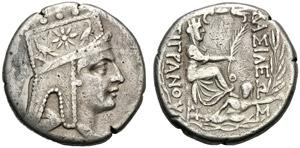 Re di Armenia, Tigranes II (95-56), ...