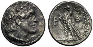 Re Tolemaici d'Egitto, Tolomeo V ...